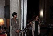 JiaMin Dierberg discusses Santa Barbara County wine in Macau.