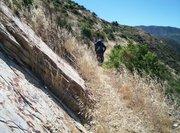40 Mile Wall