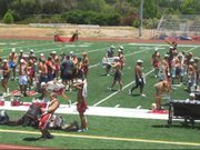 Phantom Regiment at San Marcos High School