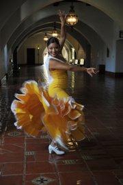 2012 Spirit of Fiesta Sabrina Ibarra