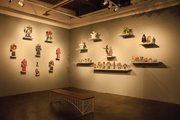 <em>Mario Ybarra Jr.: The Tío Collection</em> at the Santa Barbara Contemporary Arts Forum
