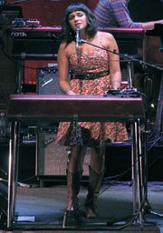 Norah Jones at the Santa Barbara Bowl