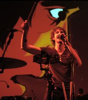 Gotye at the Santa Barbara Bowl