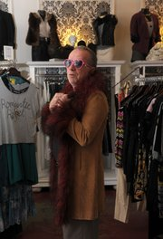 Looking good was never so easy for author D.J. Palladino as at The Closet.