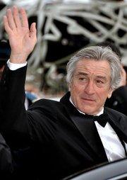 De Niro at the Cannes Film Festival, 2011
