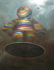 """""""Opus Sucker"""" by Chris Kirkegaard."""