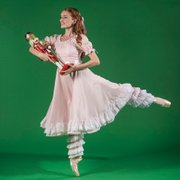 Julia DePaoli in State Street Ballet's  <i>The Nutcracker</i>