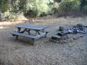 Blue Canyon Camp table