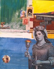 &quot;Saint Barbara&quot;, Steven Gilbar, Runner-Up