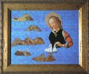 """Saint Barbara"", by Karen Lockett"