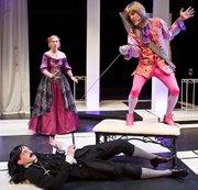 <em>Tartuffe</em> at UCSB's Performing Arts Theater