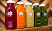 Juice Ranch juices.