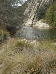 Lower Santa Ynez River pool