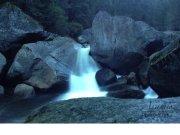 Near Vernal Fall in Yosemite