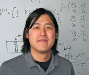 UCSB Assistant Professor Theodore Kim