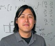 UCSB Assistant Professor Theodore Kim