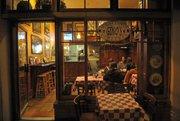 Gino's Pizzeria (aka Gino's Sicilian Express, 12 W. Figueroa)