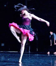 Inspired by the Lobero stage during his 2010 DANCEworks residency, Keigwin created Exit.