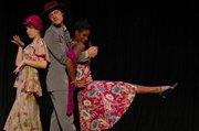 A 2009 Dos Pueblo High School production of Annie.