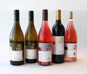 Whole Food Market's One Wine New Blends.