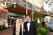 Sarah and Roger Chrismas