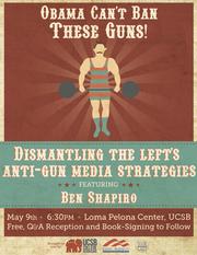 Ben Shapiro Poster