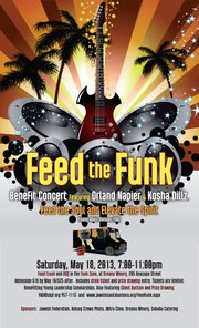 Feed the Funk!