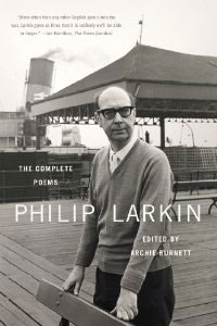a review of philip larkins this be the verse Online literary criticism for philip larkin  boston review, oct 1996 on this be the verse and larkin's inventive  a review of further requirements, a.