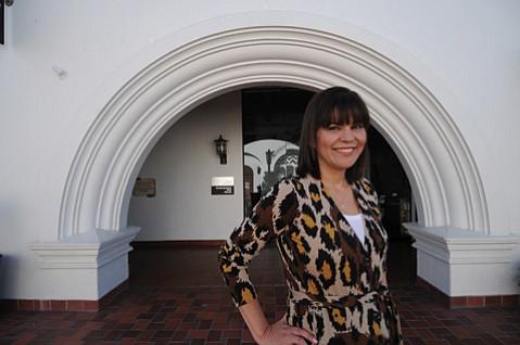 Executive Director Miki Garcia