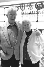 <b>BODY LANGUAGE:</b> Art Campbell's parents, Sam and Henrietta, died within 10 months of each other; both had donated their bodies to USC's Keck School of Medicine for scientifi c research and medical teaching.