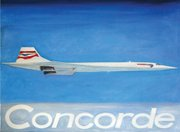 "<b>AIRBORNE:</b>  In ""Concorde,"" Alan Gibbons salutes the retired SST aircraft."