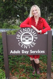 Executive Director Heidi Holly oversees the Goleta Friendship Center and a sister center in Montecito.