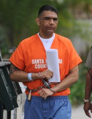 Ismael Parra was previously arrested in the 2008 federal sweep of the Eastside gang called Operation Gator Roll