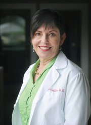 <b>PACKAGE DEAL:</b> In 2007, Dr. Kathleen Griffin opened G Spa, a center that not only treats internal anatomy but also focuses on a person's outer packaging.