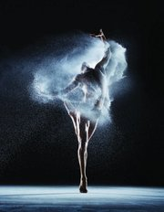 "<b>ON POINTE:</b>  Alonzo King LINES Ballet brings 2011's ""Resin"" to life at the Granada Theatre on October 2."