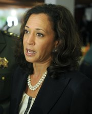 State Attorney General Kamala Harris