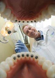 Dentist Steven Johnson
