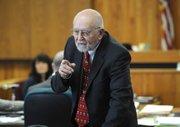 Defense attorney Steve Balash