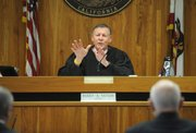Judge Barry Taylor