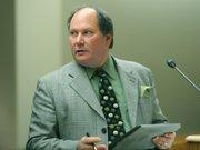 Defense attorney Darryl Genis