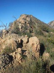 Upper Perch rocks.