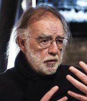 <b>HUMAN NATURE:</b> Godfrey Reggio's cultish <i>Qatsi</i> trilogy will screen on Saturday at the Arlington Theatre, followed by his new film, <i>Visitors</i>.