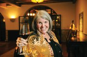 Food & Wine Safari founder Elizabeth Reed.