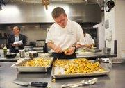The Four Seasons The Biltmore's head chef Alessandro Cartumini.