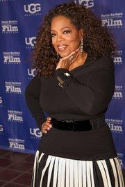 Oprah Winfrey, SBIFF Montecito Award recipient