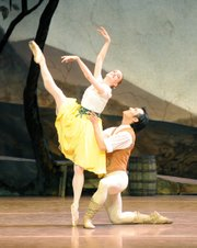 <em>Giselle</em> at the Granada Theatre