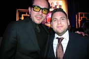 Roger Durling and Jonah Hill