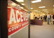 Candidate Roger Aceves's new campaign headquarters