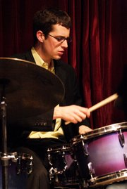 <b>STORIED BEATS:</b>  Acclaimed jazz drummer Matt Slocum found much of the inspiration for his latest album in the tale of a Native American medicine man. Slocum plays SOhO in support of the record on April 7.