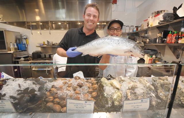 Santa Barbara Public Market Opens